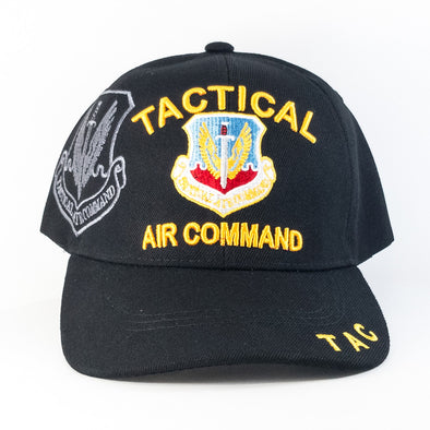 MI612 Tactical Air Command Military Caps Wholesale [Black]