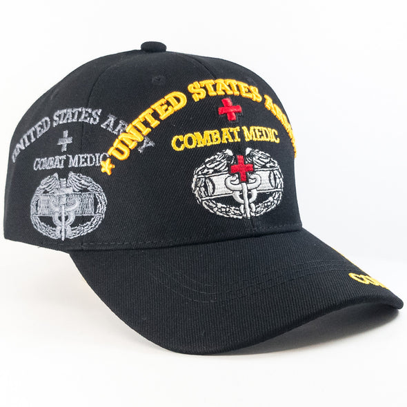 MI106 United States Army Military Caps Wholesale [Black]