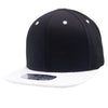 PB105 Pit Bull Cotton Snapback [Black/White]