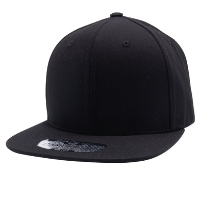 PB105 Pit Bull Cotton Snapback [Black]