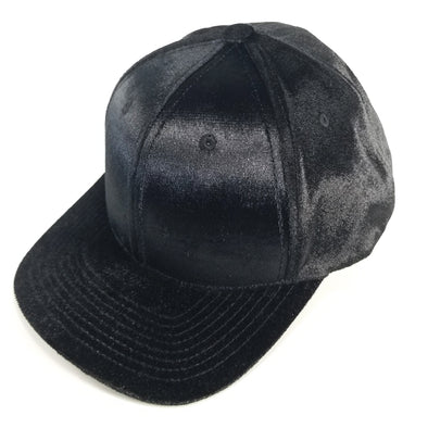 PB233 Pit Bull Cambridge Velvet Snap Back Hat[Black]
