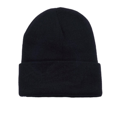 PB179  Pit Bull Cuffed Knit Beanie Hats [Black]