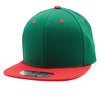 PB105 Pit Bull Cotton Snapback [Kelly/Red]
