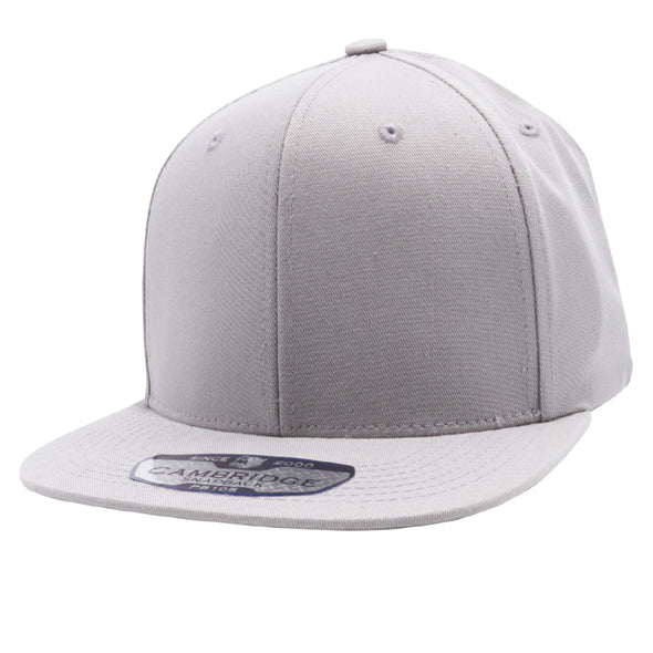PB105 Pit Bull Cotton Snapback [L.Grey]