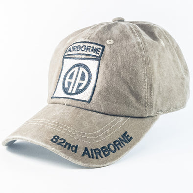 MI186 COTTON 82nd Airborne Military Caps Wholesale [Multi Color]