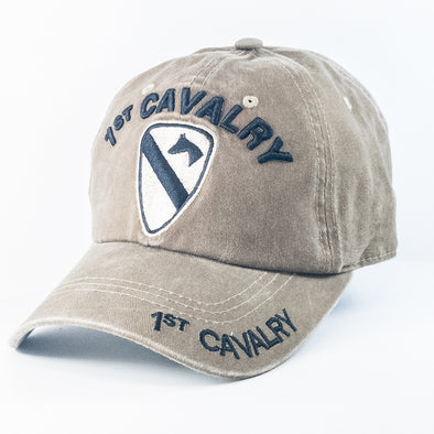 MI201 1st Cavalry Military Caps Wholesale [Multi Color]