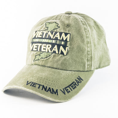 MI243 Vietnam Veteran Military Caps Wholesale [Multi Color]