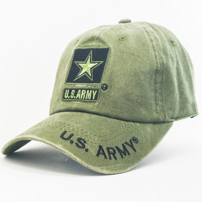 MI688 Star US Army Military Caps Wholesale [Multi Color]
