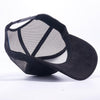 PIT BULL Black Suede Trucker Hat Cap Wholesale