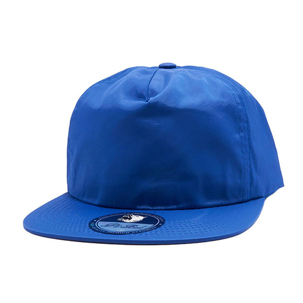 Pb196 Pit Bull Unstructured 5 Panel Nylon Hats Wholesale [Royal] Dad Hat
