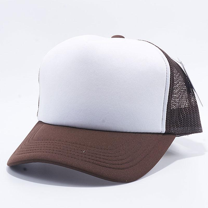 Pit Bull Foam Trucker Hats Wholesale  Brown White Brown  – Pit Bull Cap e298e74c7b2