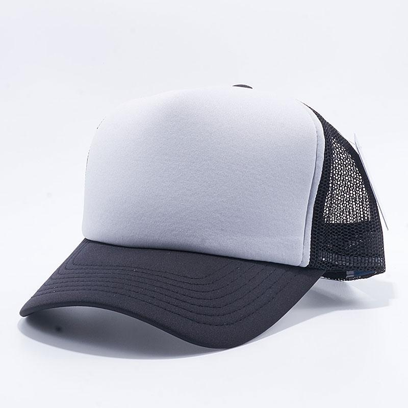 Pit Bull Foam Trucker Hats Wholesale  Black L.Grey Black  – Pit Bull Cap a892e9e7993