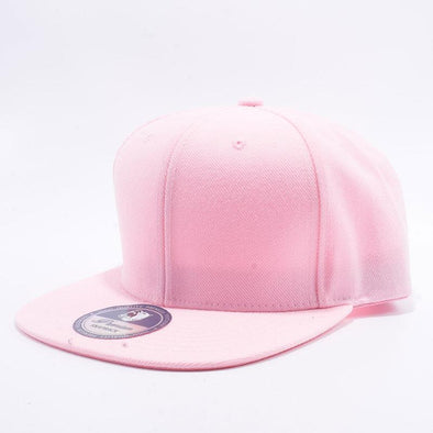 Pit Bull Acrylic Snapback Hats Wholesale [L.Pink]