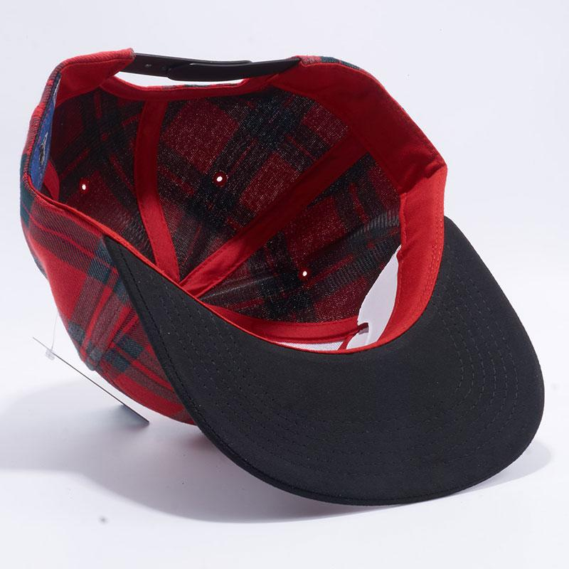 Pit Bull Check Suede Snapback Hats Wholesale  Red-1 Black  – Pit ... 1cac9020b8eb