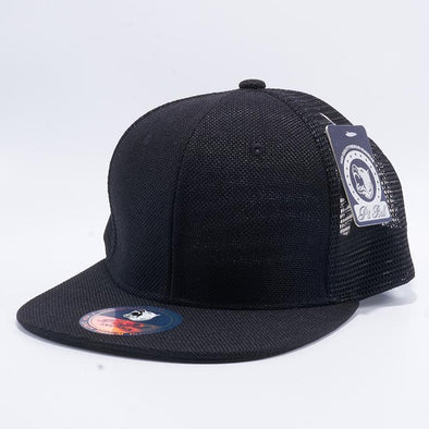 Pit Bull Linen Trucker Hats Wholesale [Black]