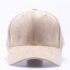 Pit Bull Suede Baseball Hats Wholesale [Stone] Adjustable