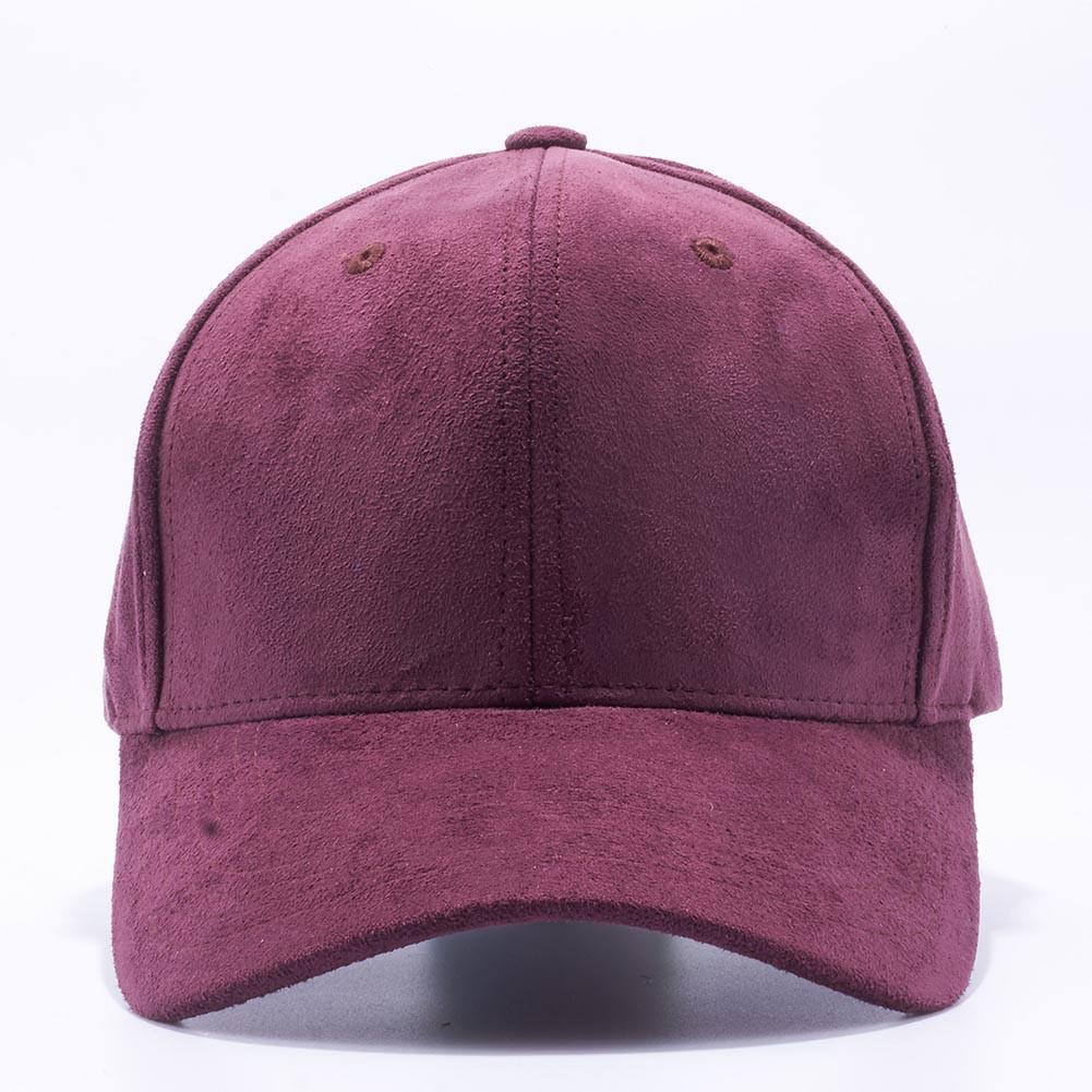 Pit Bull Suede Baseball Hats Wholesale  Wine  – Pit Bull Cap c4396bee17f