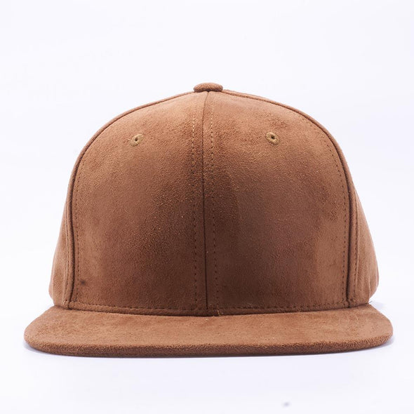 Pit Bull Suede Snapback Hats Wholesale [Wheat]
