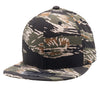 PB105 Pit Bull Cotton Snapback Hats [Tiger Camo]