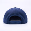 Pit Bull Wool Blend Snapback Hats Wholesale [Navy]