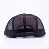 PIT BULL Red Black Wool Blend Trucker Hats Wholesale