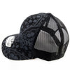 PB252 Pit Bull Cambridge Paisley Mesh Trucker Hat [Black]