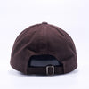 PIT BULL Brown Cotton Twill Dad Hat Wholesale