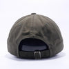 PIT BULL Olive Cotton Twill Dad Hat Wholesale