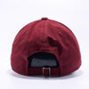 PIT BULL Maroon Cotton Twill Dad Hat Wholesale