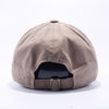 PIT BULL BEIGE Cotton Twill Dad Hat Wholesale