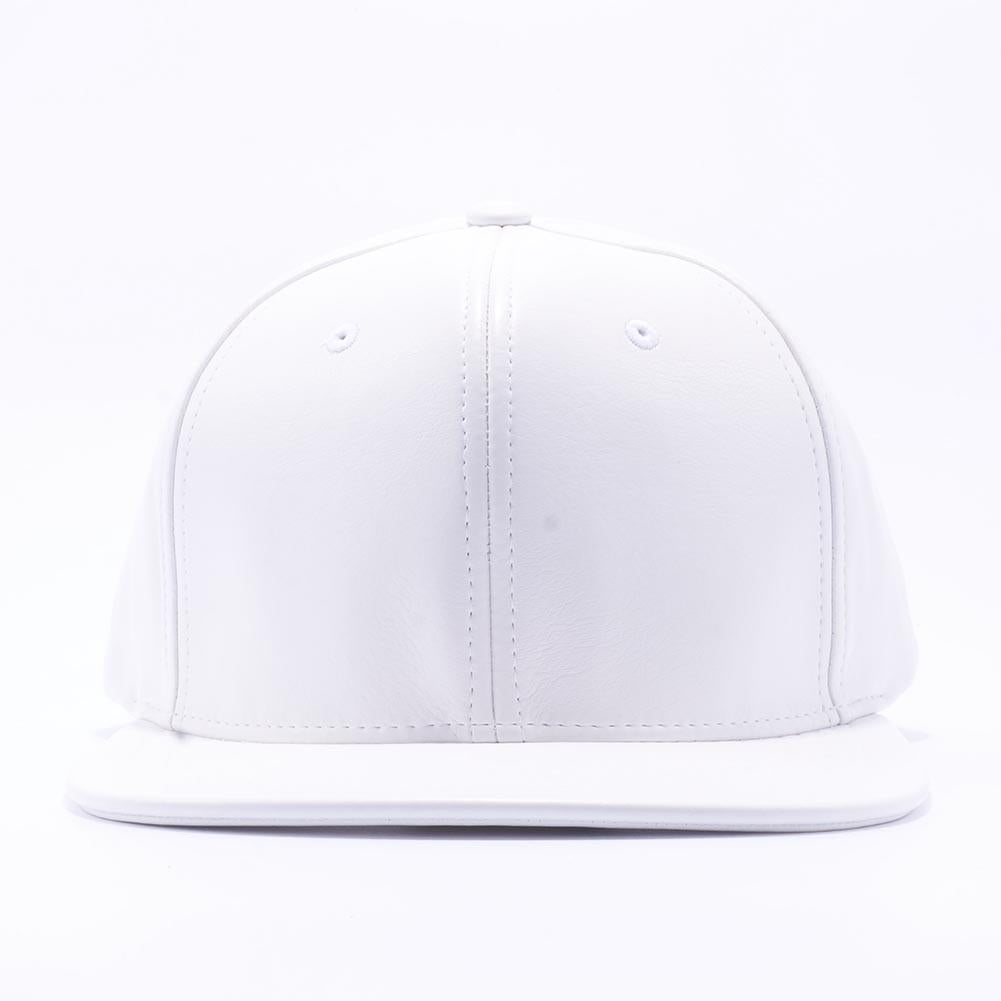 fd2bf7ef58f Pit Bull Leather Snapback Hats Wholesale  White  – Pit Bull Cap