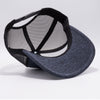 PB227 Pit Bull Cambridge Space Dyed Mesh Trucker Hats  [Black]