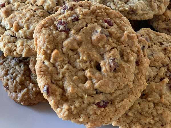 Cranberry Oatmeal Scotchies