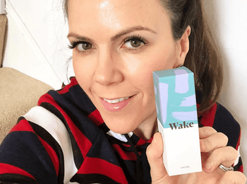 Wake Eye Gel helped me get rid of my premature signs of ageing!