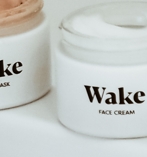 wake face mask, wake face cream
