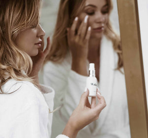 How to use Wake Skincare eye gel