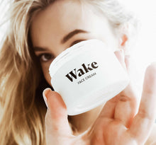 Wake Face Cream, 50 ml Moisturising Day Cream