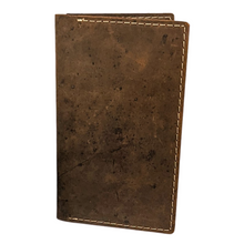 Full Size Executive Leather Wallet (Rustic)