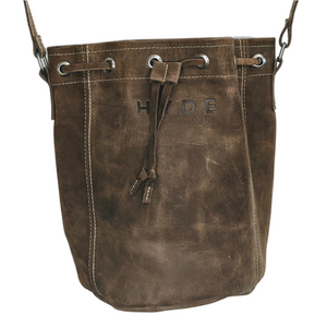 The Leather Bucket