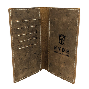 HYDE EXECUTIVE WALLET (FULL GRAIN LEATHER)