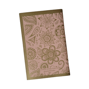 Soft Cover Diaries (Unlined Upcycled Cotton Paper Pages)