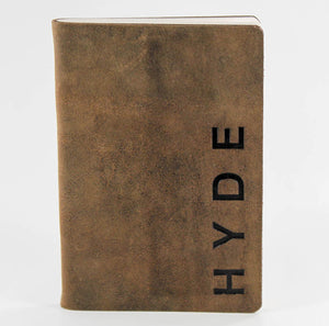 HYDE Artisan Leather Journal