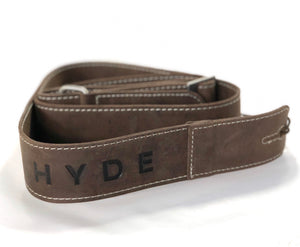 HYDE Artisan Leather Guitar Strap