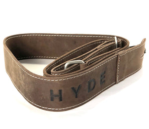 HYDE GUITAR STRAP (FULL GRAIN LEATHER)