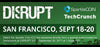 Sparkle Coin ICO at Techcrunch's Disrupt S.F.