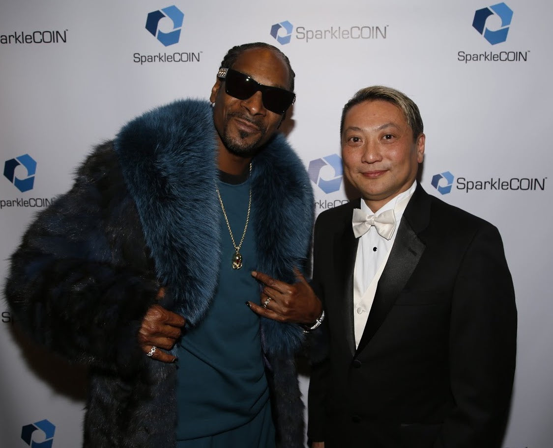 Sparklecoin and snoop dogg celebrate huge ico success and launch sparklecoin and snoop dogg celebrate huge ico success and launch of vcoin exchange kristyandbryce Gallery