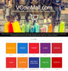 Sparkle Coin and VCoin Mall. Purchase from your favorite stores
