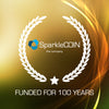 Sparkle Coin is self funded for 100 years
