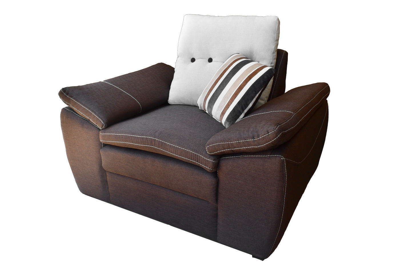 SILLON RELAX TORONTO EXPRESSO - Muebles Troncoso