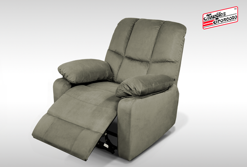 SILLON JERRY POWER RECLINER CHAIR BEIGE